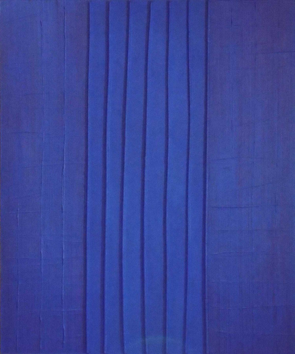 Avond. Bamboe-Reliëf, Wim Zorn Kunstenaar