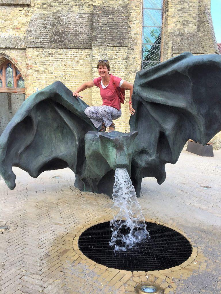 De Vleermuis | Johan Creten